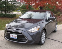 Scion iA, Mazda2, hatchbacks, Ford Fiesta, Hyundai Accent, Chevy Sonic, entry-level sedans