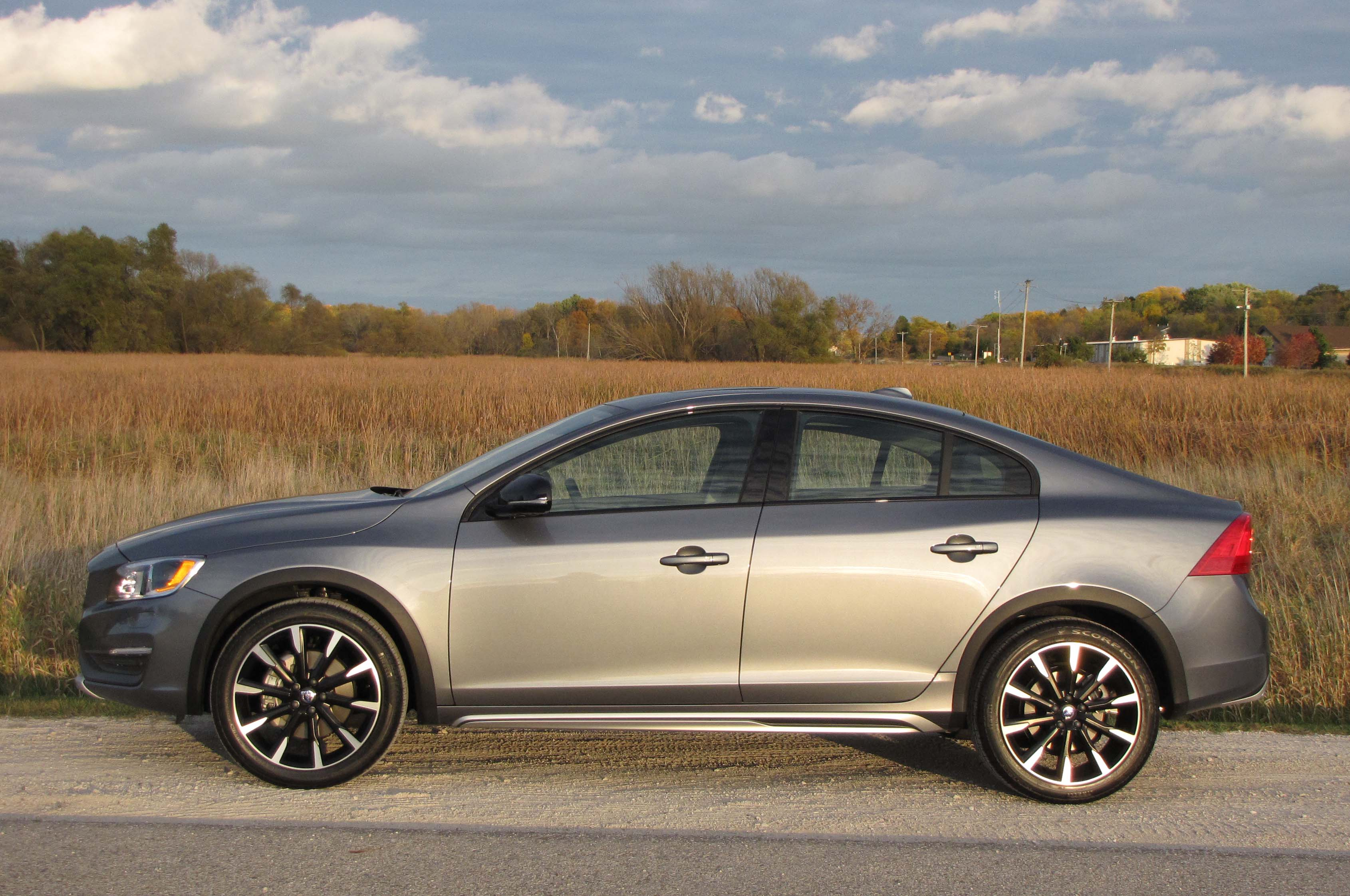 2016 volvo s60 cross country t5 awd savage on wheels