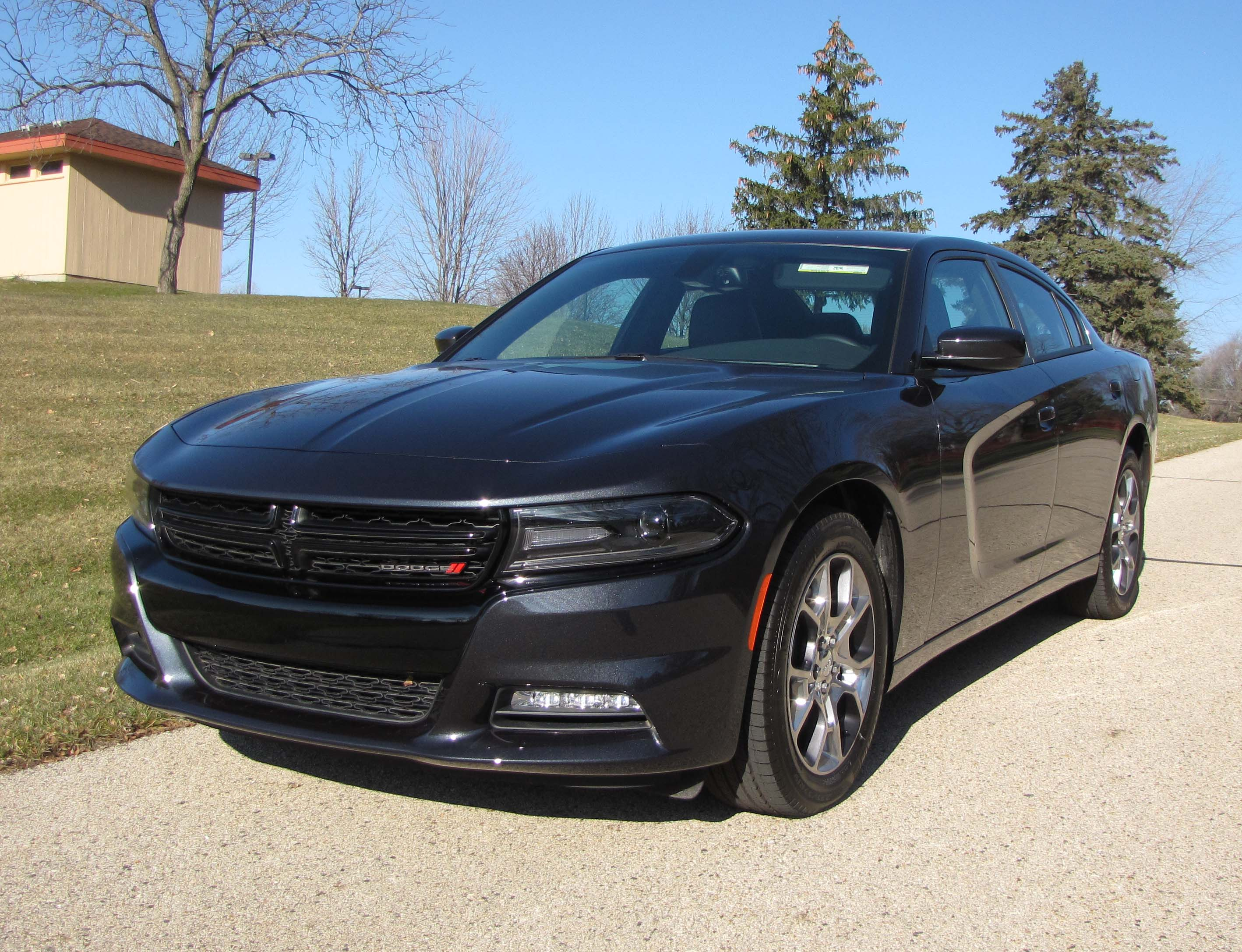 2016 Dodge Charger Sxt Awd Savage On Wheels