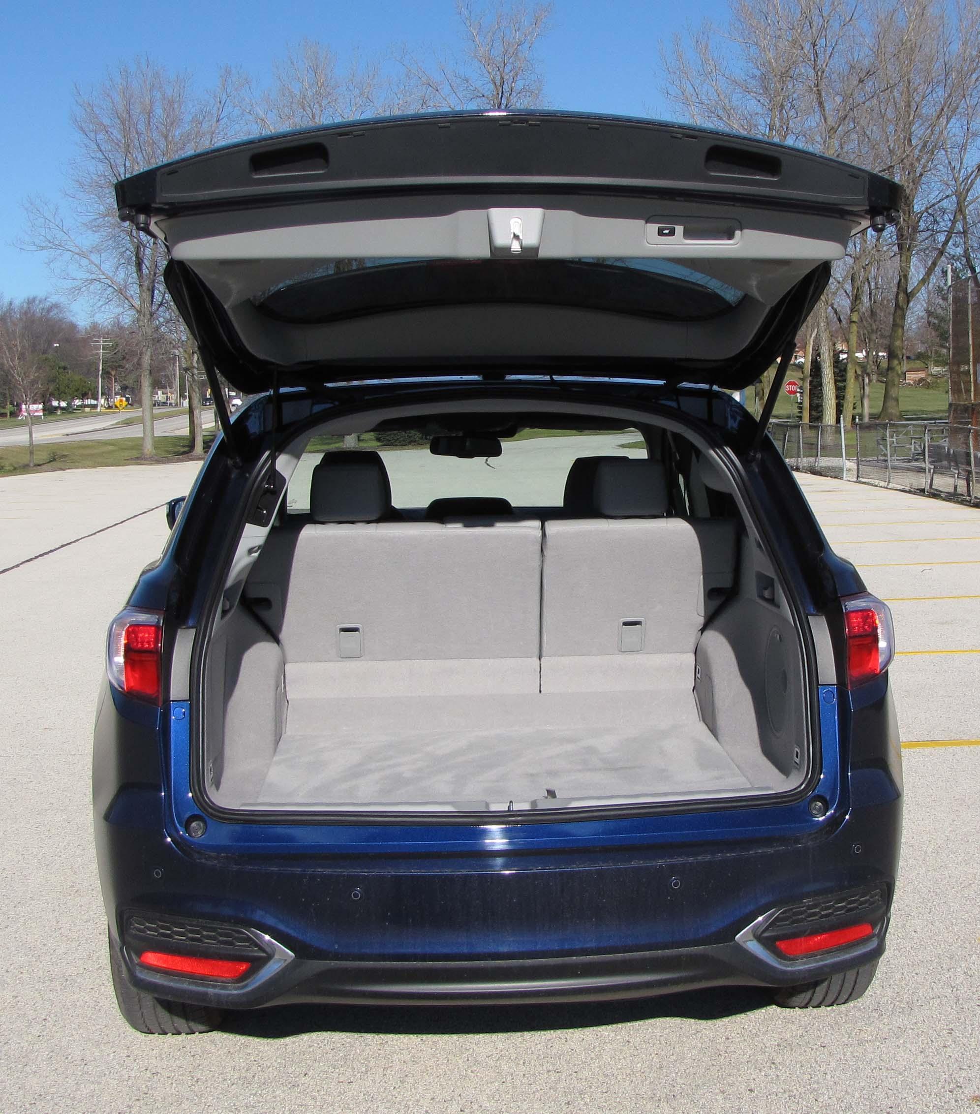 2016 Acura RDX AWD Advance
