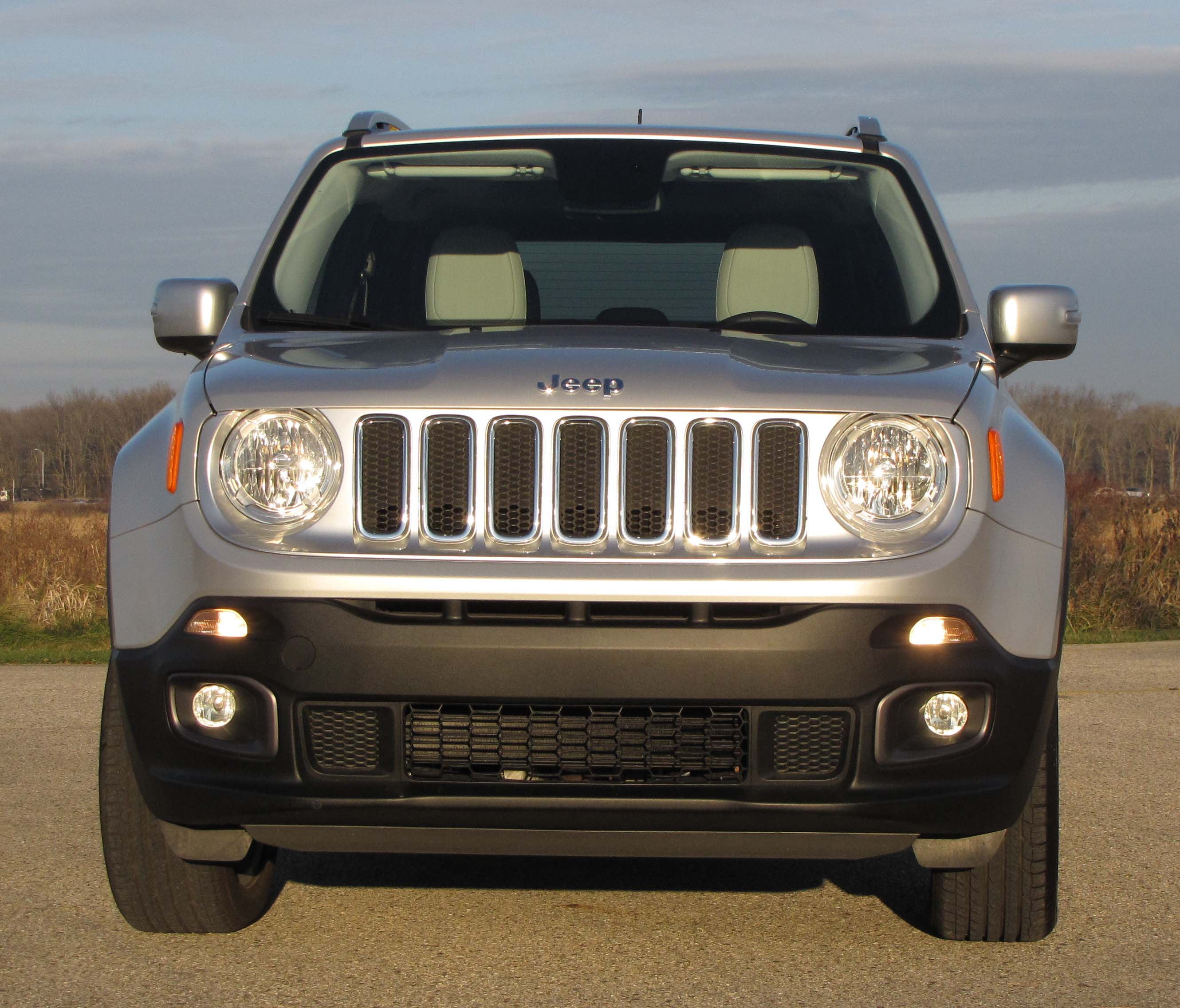 Yet mostly this is a small jeep for folks who like the look but prefer decent gas mileage a lower price tag and the utility of a small sport utility or