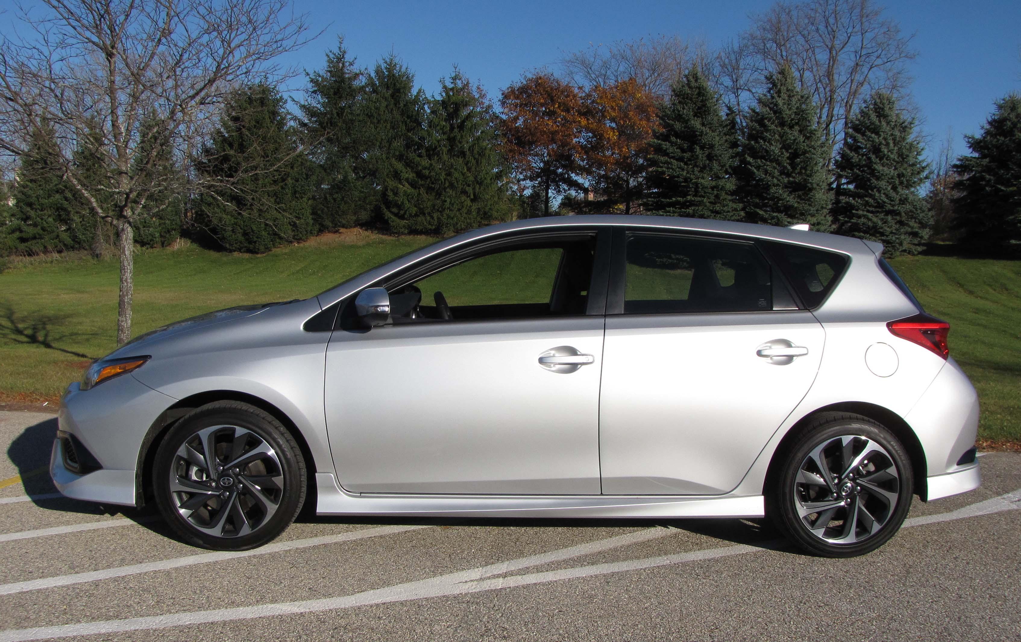 Toyota Suv 2015 >> 2016 Scion iM | Savage On Wheels