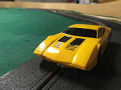 AMX 3, 1/32 slot cars, slot car racing
