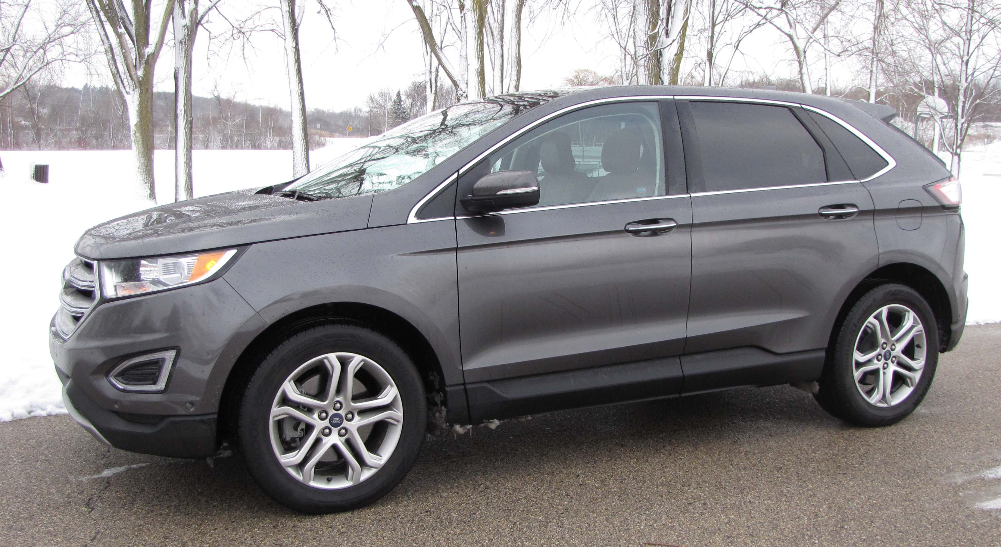 2015 ford edge titanium awd savage on wheels. Black Bedroom Furniture Sets. Home Design Ideas