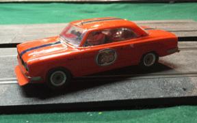 IKA Torino, Argentinian cars, rally cars, IKA
