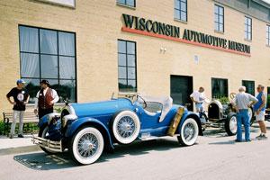 wisconsin automotive museum, kissel kar company, collector cars, cars built in wisconsin, wisconsin auto museums