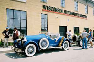 wisconsin automotive museum, kissel kar company, collector cars, cars built in wisconsin, wisconsin auto museums