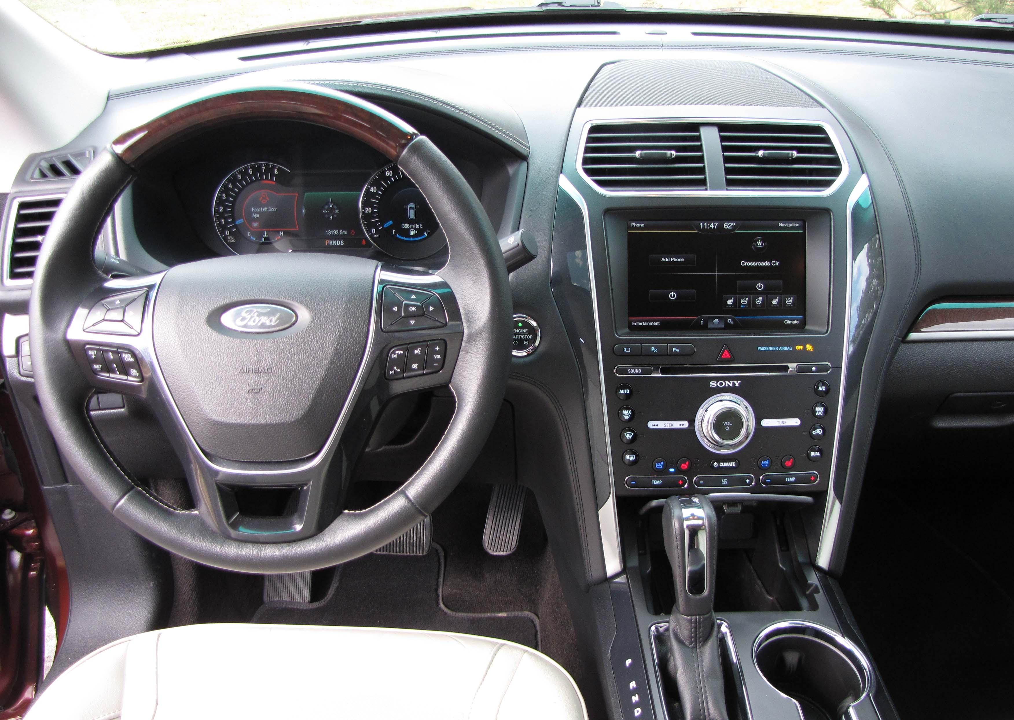 2016 Ford Explorer Platinum 4 215 4 Savage On Wheels