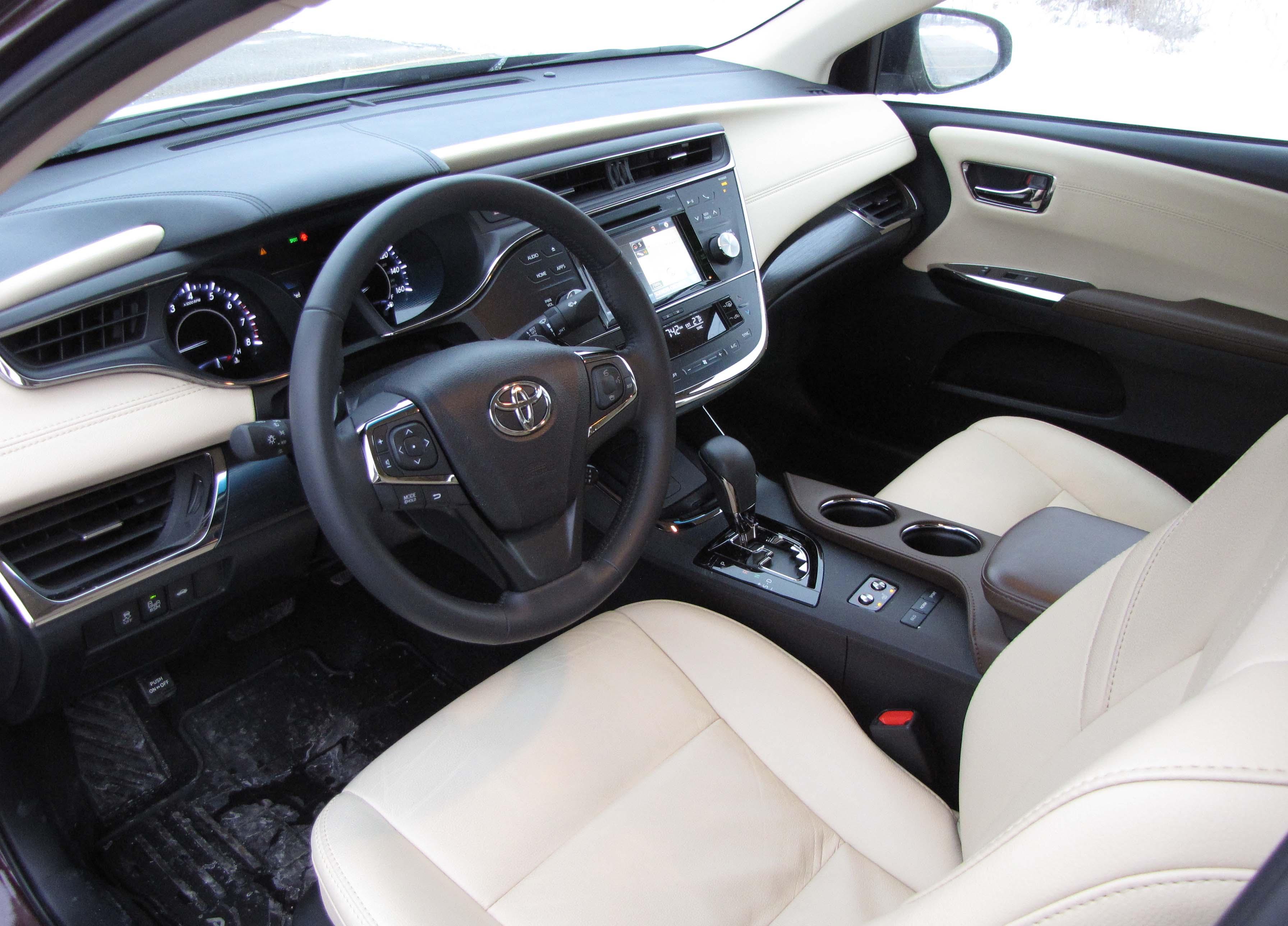 2016 Toyota Avalon Touring Savage On Wheels