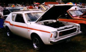 amc gremlin, american motors gremlin, american sub compacts