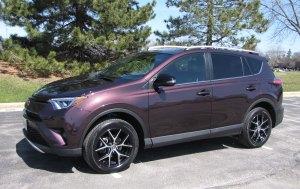 Toyota RAV4, Ford Escape, Subaru Forester, Honda CR-V, crossover, hybrid