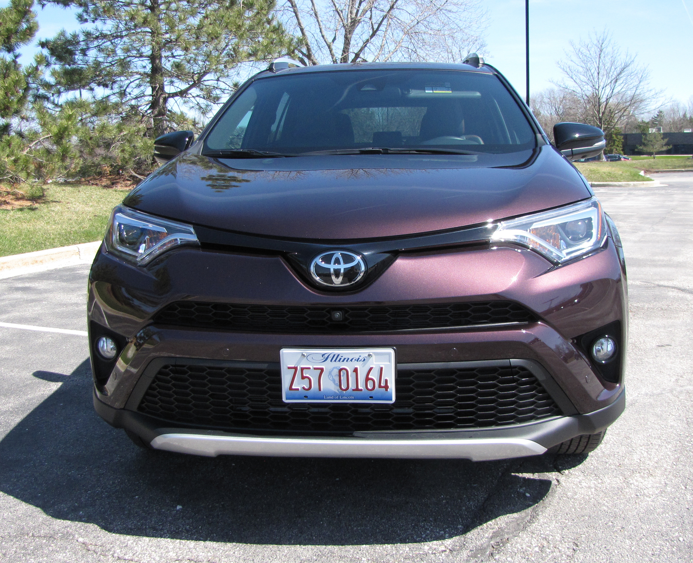 2016 toyota rav4 se awd savage on wheels. Black Bedroom Furniture Sets. Home Design Ideas