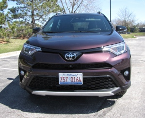 Toyota RAV4, Forester, Honda CR-V, Ford Escape, crossover