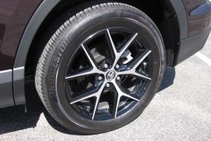 RAV4 wheels, Forester, Escape