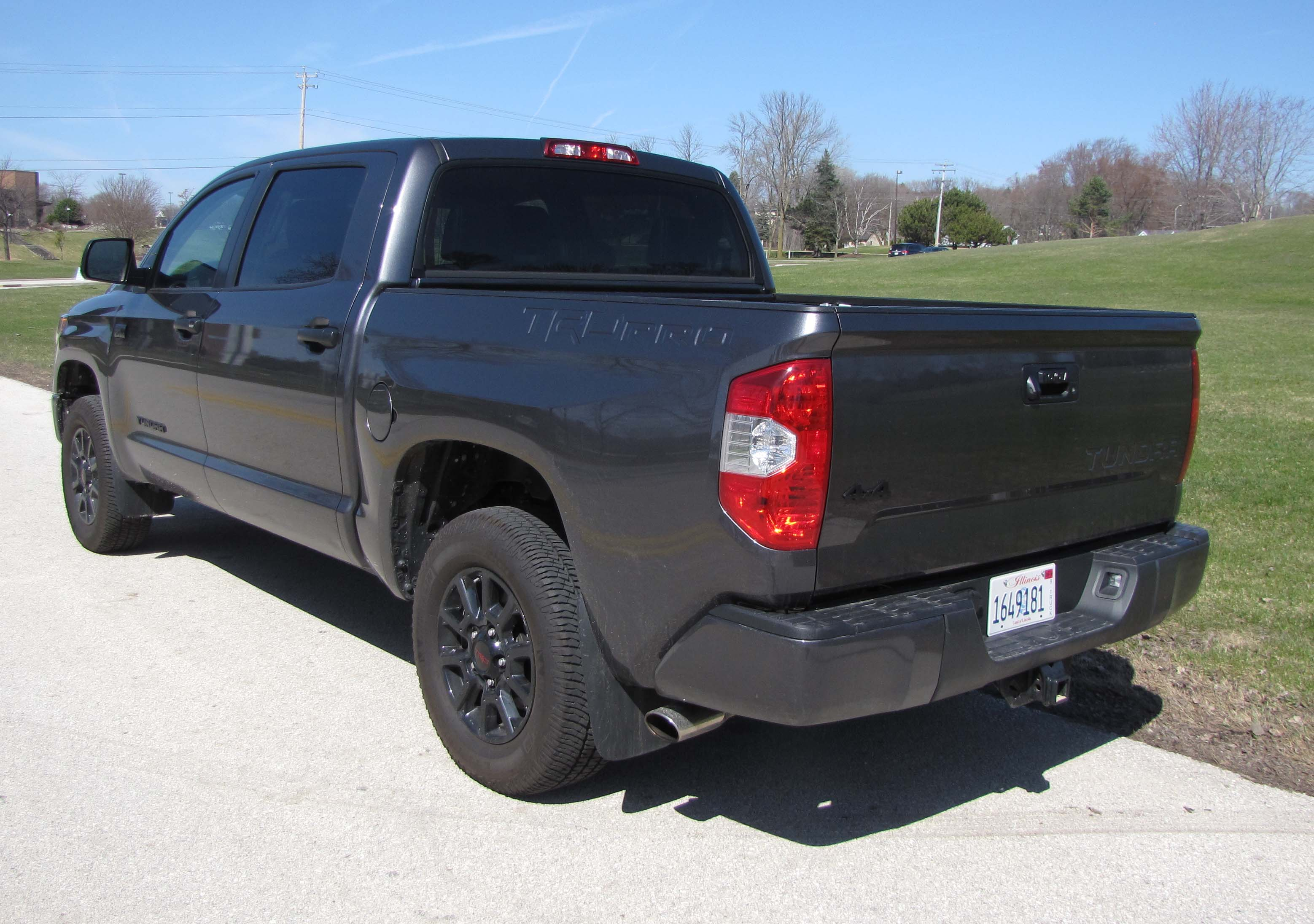 2016 toyota tundra trd pro crewmax savage on wheels. Black Bedroom Furniture Sets. Home Design Ideas