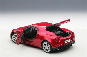 Autoart Alfa Romeo 4C