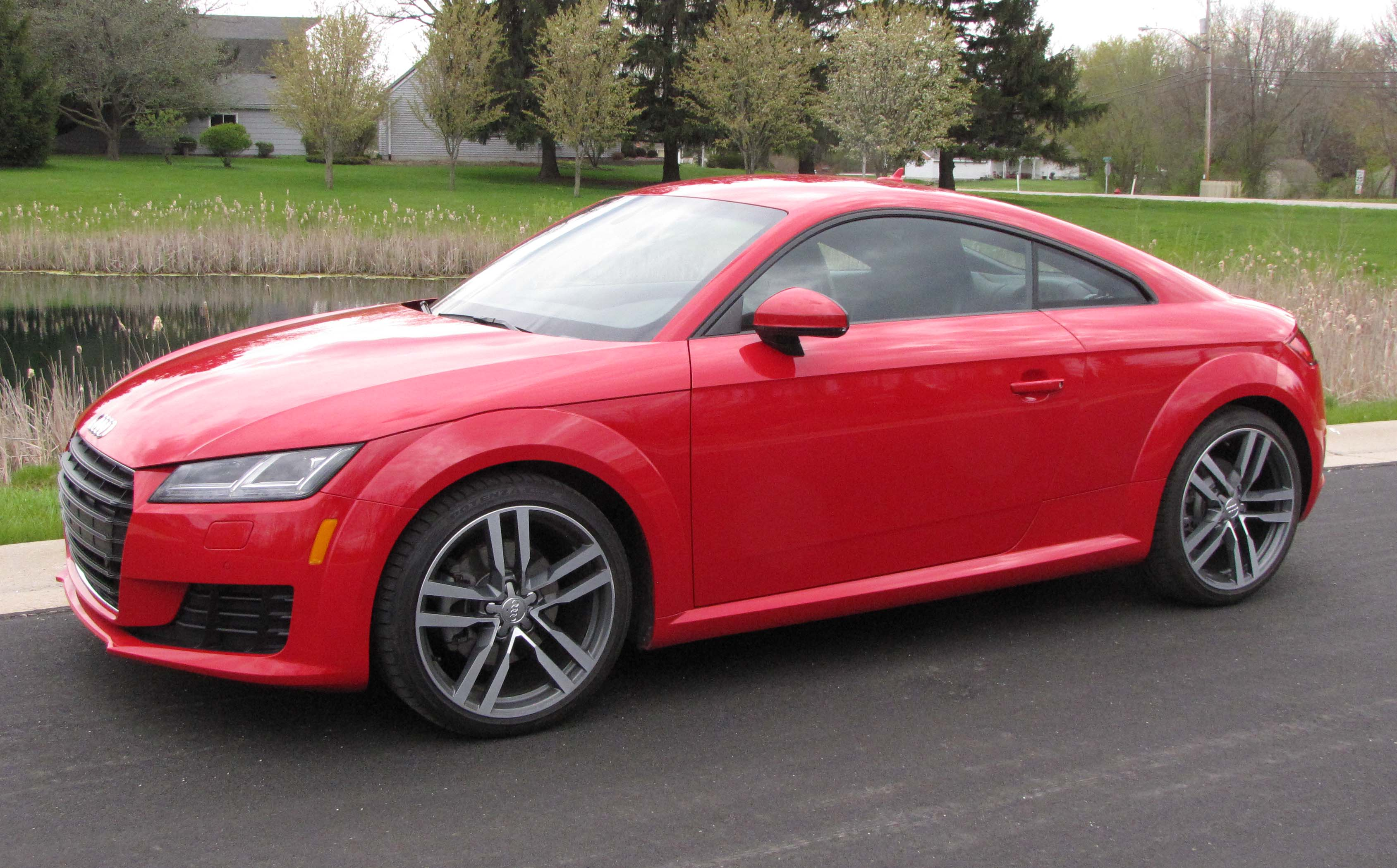 2016 audi tt 2 0t quattro savage on wheels. Black Bedroom Furniture Sets. Home Design Ideas