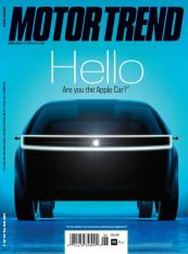Motor Trend magazine, apple car