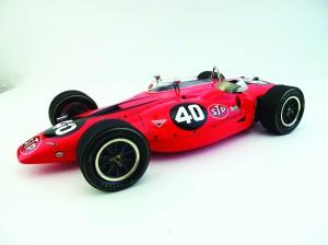Replicarz 1967 Indy 500 Paxton Turbine Indianapolis 500 Parnelli Jones STP Andy Granatelli, Silent Sam