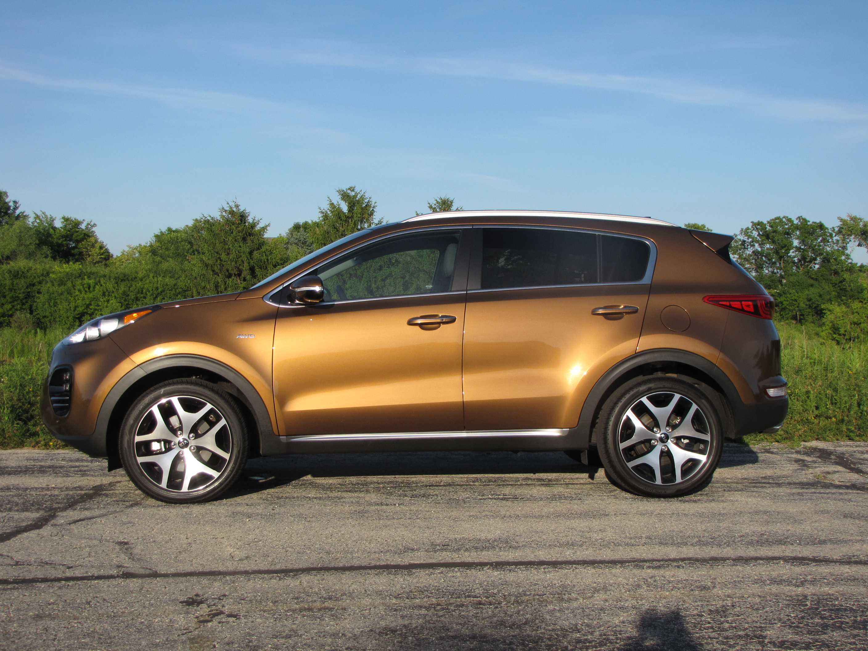 2017 kia sportage sx awd savage on wheels. Black Bedroom Furniture Sets. Home Design Ideas