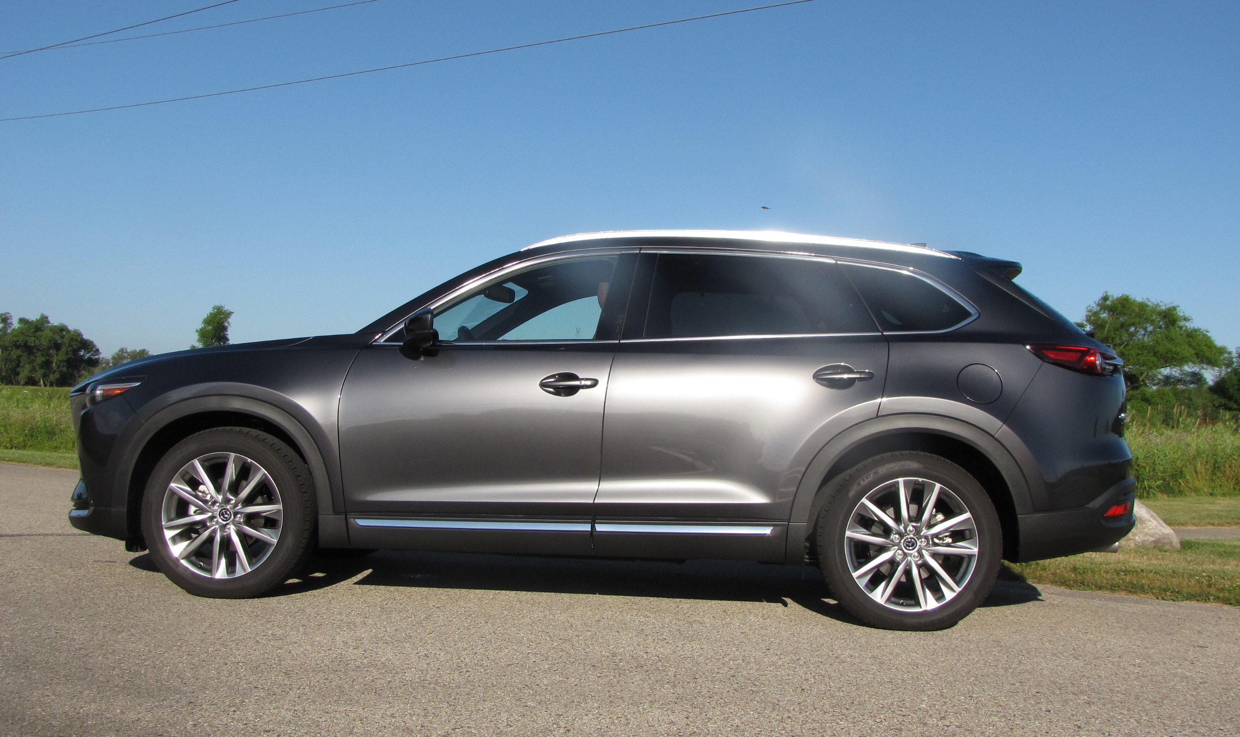 Mazda CX Signature AWD Savage On Wheels - 2016 mazda cx 9 invoice price