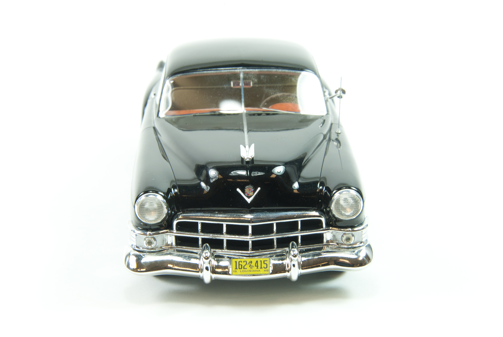 1949 Cadillac V8 Engine Die Cast Neos 1 24 Scale Series 62 Club Coupe Neo
