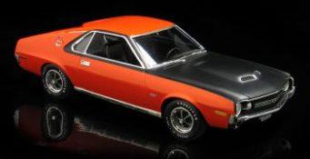 1970 amx, american motors amx, pro built models