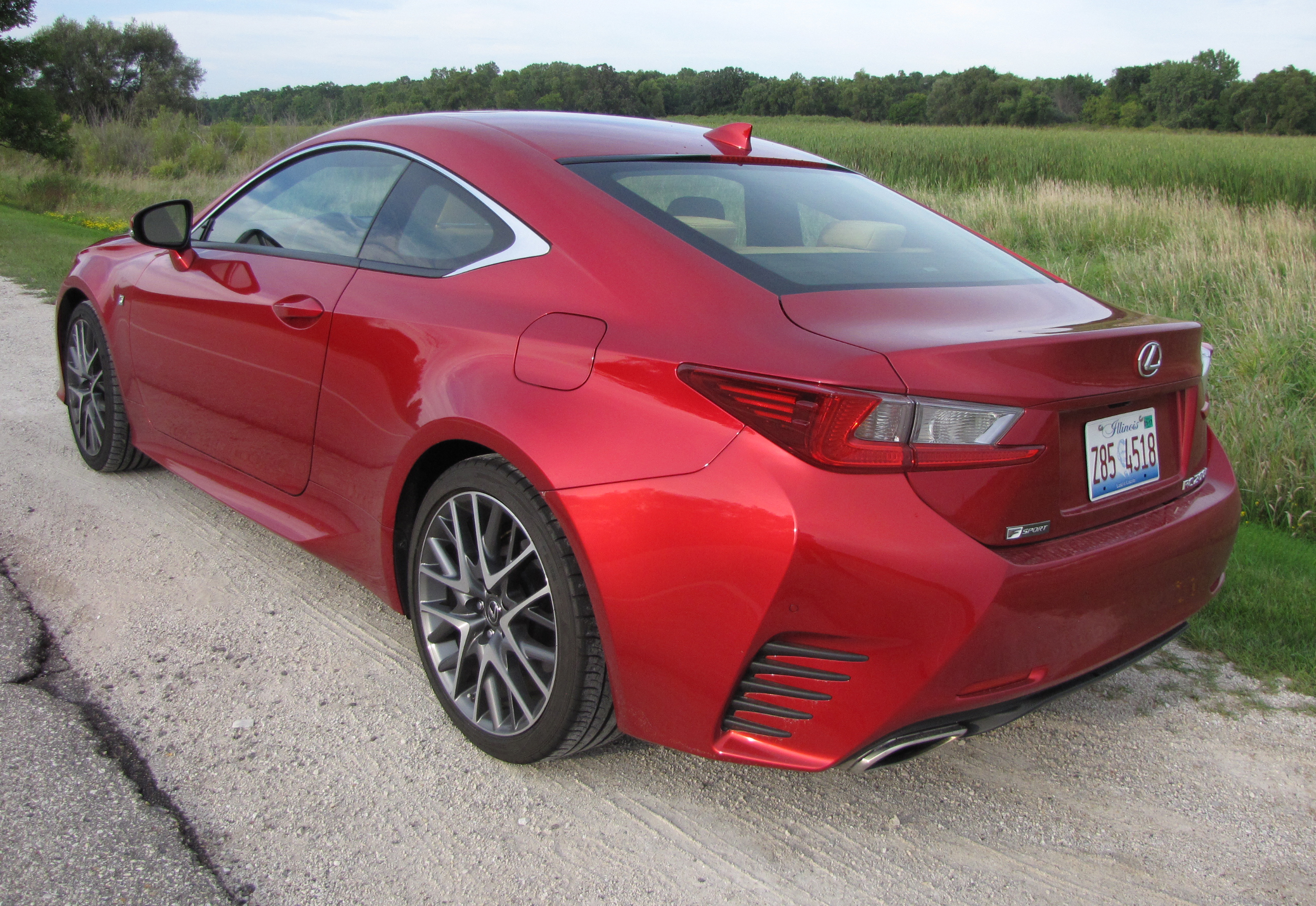 2016 lexus rc 200t savage on wheels. Black Bedroom Furniture Sets. Home Design Ideas