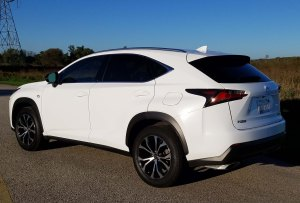2016 Lexus NX 200t F Sport | Savage On Wheels