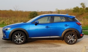 Mazda CX-3 Grand Touring AWD