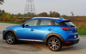 Mazda CX-3 Grand Touring AWD