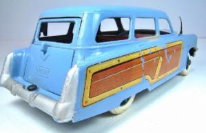 marx toys, marx toy company, fix it all series, '53 merc wagon