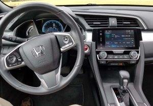 2017 Honda Civic Coupe