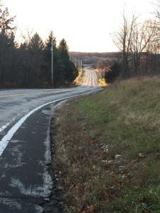 Rustic roads, rustic roads in Wisconsin, great motorcycle rides, wide open roads