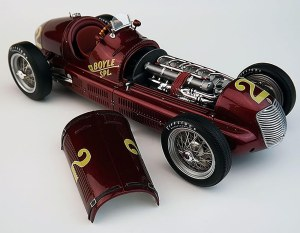 1939 Indianapolis 500 winner, Wilber Shaw, Maserati