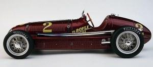1939 Indianapolis 500 winner, Wilber Shaw, Maserati