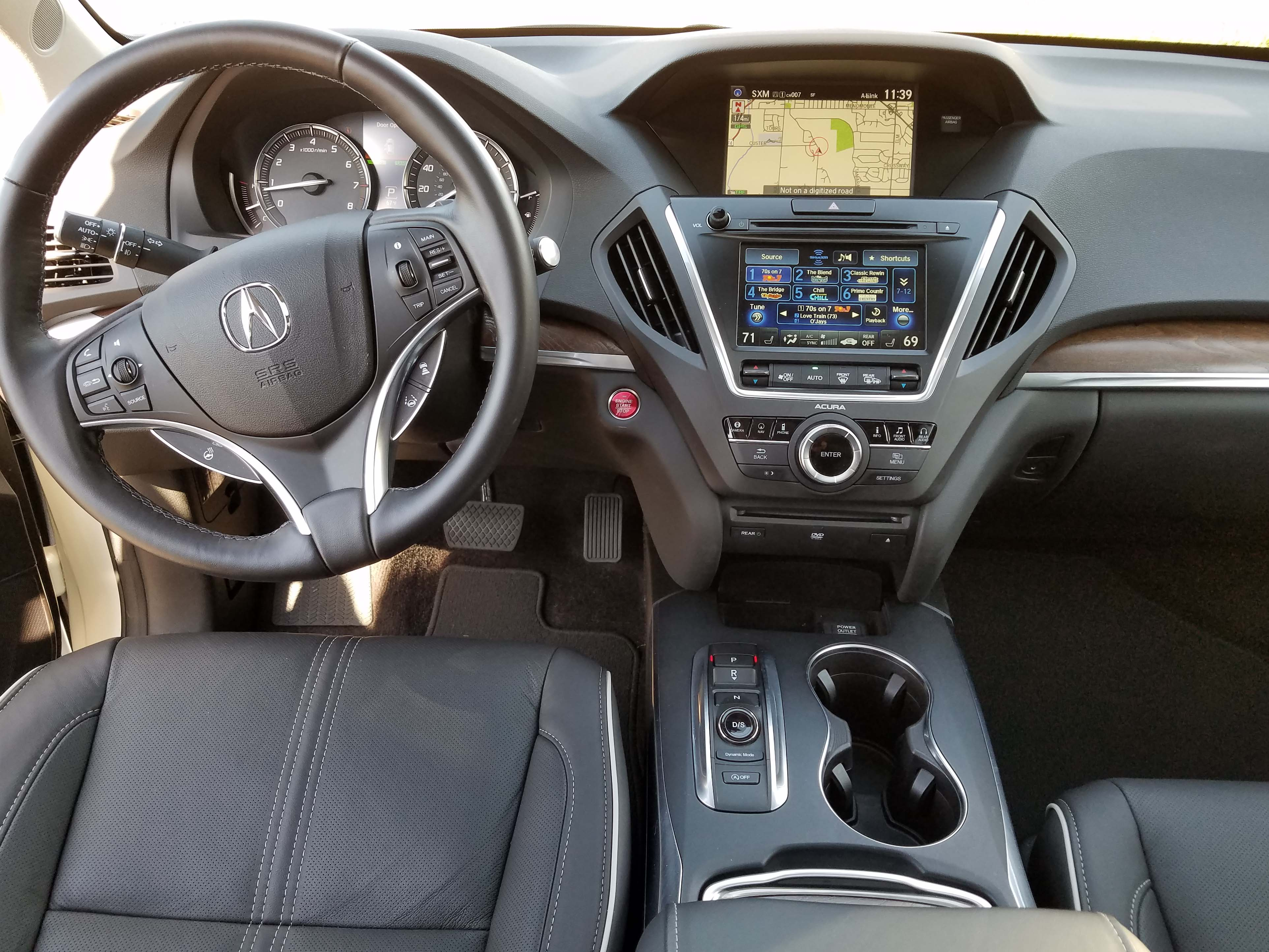 and exterior package awd shore mdx entertainment accessories packages silver features sh advance acura styles highlights cliffs in moon glam with