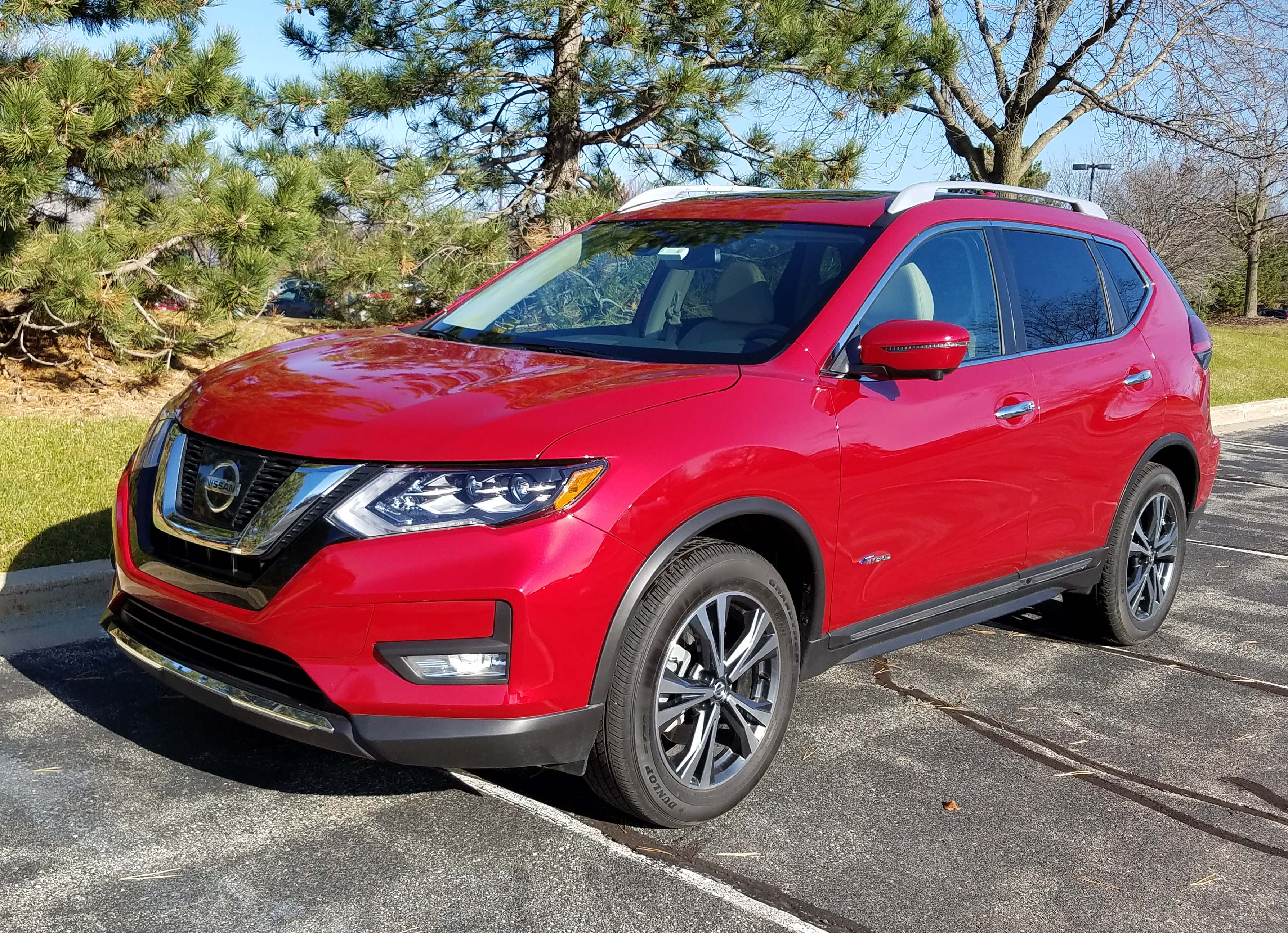 2017 nissan rogue sl awd hev savage on wheels. Black Bedroom Furniture Sets. Home Design Ideas