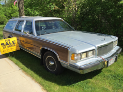 mercury grand marquis wagon, mercury automobiles, mercury station wagons.