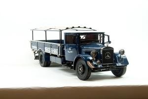 CMC Mercedes-Benz race car transport