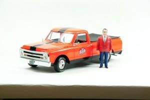 Chevy C10 and Andy Granatelli