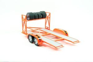 Replicarz tandem race trailer