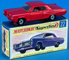matchbox cars, pontiac matchbox car,