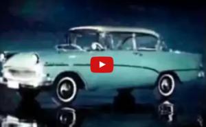 Opel Rekord, Rekord, Opel Rekord tv spot