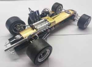 Replicarz 1964 Smokey Yunick sidecar racer