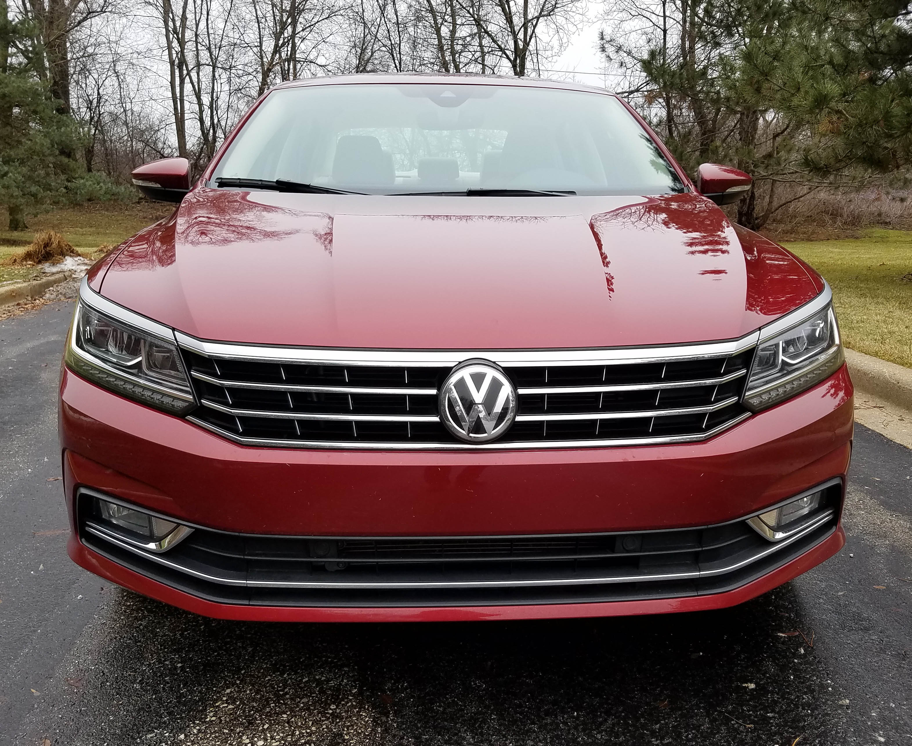 2017 volkswagen passat v6 sel premium savage on wheels. Black Bedroom Furniture Sets. Home Design Ideas