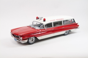 Buick Flxible Premier Ambulance