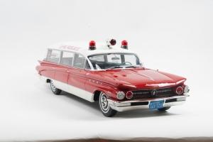 Buick Flxible Premier Ambulance