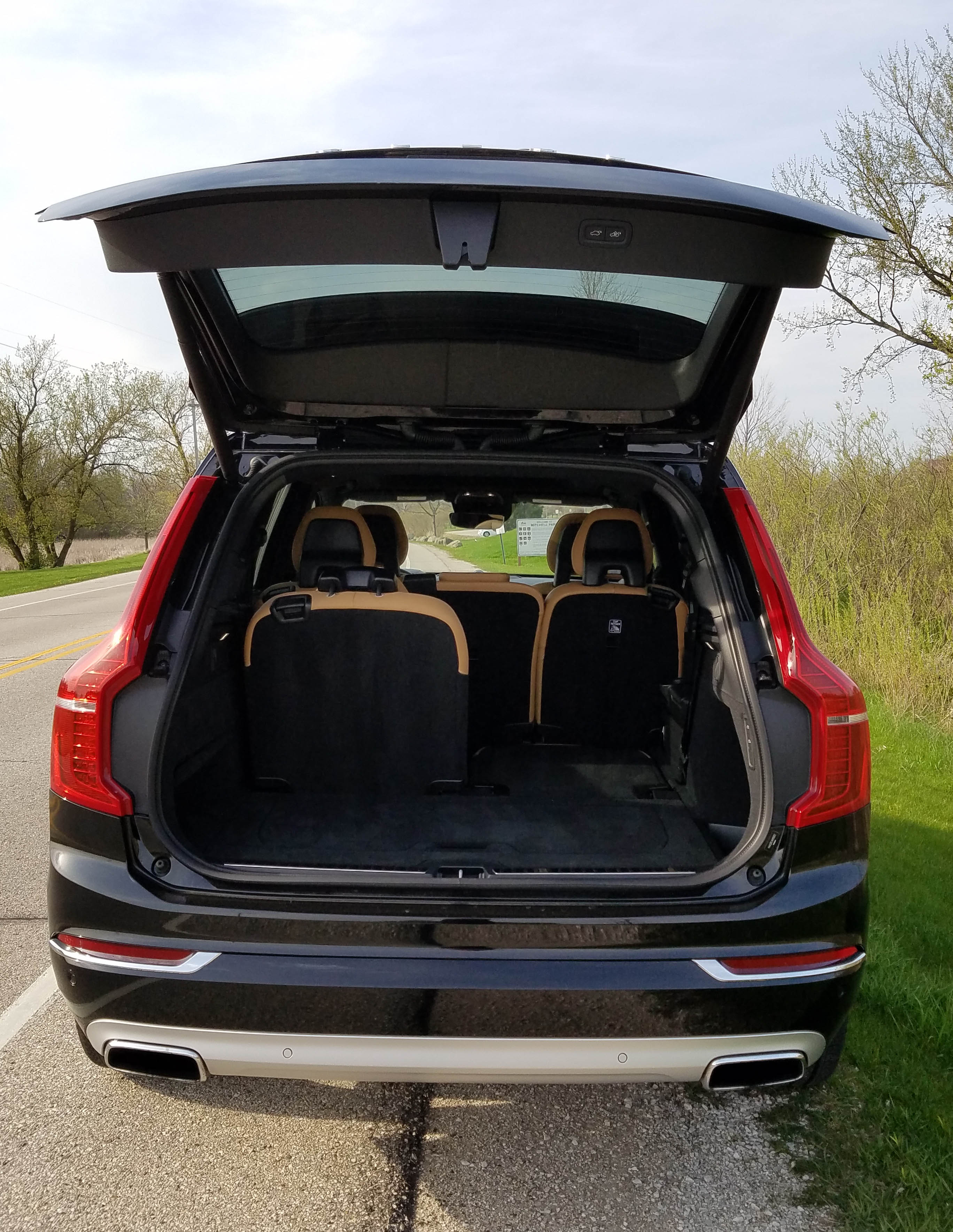 2017 Volvo Xc90 T6 Awd Inscription Savage On Wheels