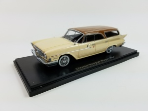 1961 Chrysler Newport wagon